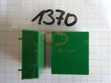2x ALBEDO Ersatzteil Ladegut Zubehör Kasten grün H0 1:87 - 1370