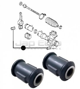 For Toyota Rav4 ACA2 CLA2 ZCA2 00-05 Power Steering Rack Gear Bushes