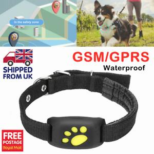 Smartphone GPS Dog Cat Pet Finder Tracker GPRS GSM Locator Collar Tracking Alarm