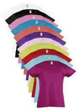Camisetas y tops de niña de 2 a 16 años azules rosa