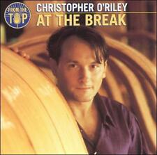 NEW Christopher O'Riley At The Break (Audio CD)