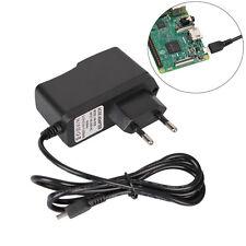 5V 2.5A Micro USB 2 Pin Cargador de EU Adaptador para Raspberry Pi 3 2 Modelo B