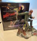 The Wolfman Statue Universal Studios Monster Series Moore Creations Halloween