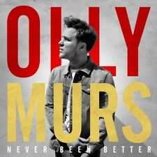 Never Been Better 0888430858626 by Olly Murs CD
