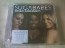 SUGABABES - CATFIGHTS AND SPOTLIGHTS - 14 TRACK CD ALBUM