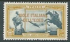 1932 EGEO ESPRESSO AEREO GARIBALDI 4,50 LIRE MH * - K135