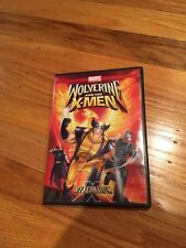 WOLVERINE AND THE X-MEN REVELATION DVD