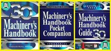 Machinery's Handbook 30th Edition by Erik Oberg Collection €BOOK ⭐