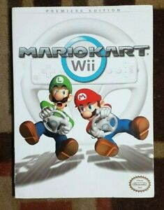 Mario Kart WII Prima Official Strategy Game Guide