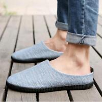 Men Casual Slip On Sandals Breathable Summer Comfy Slip On Loafers Fashion Shoe#