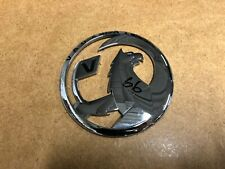VAUXHALL CORSA D GENUINE GM GRIFFIN BADGE LOGO TAILGATE BOOT
