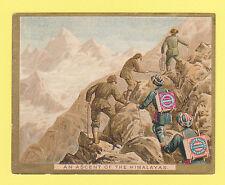 HUNTLEY & PALMERS - RARE ADVTG. CARD - VARIOUS COUNTRIES - REF.  HUT-3- 1 - 1900