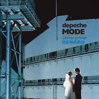 DEPECHE MODE Some Great Reward CD+DVD Digipack 2009