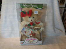 Fisher Price Briarberry Collection Berrynicole Bear  Stuffed Plush - NEW