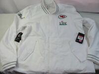 NFL Nike Mens Super Bowl LIV Kansas City Chiefs Player Jacket Size XL XLARGE