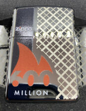 Zippo Lighter 600 Millionth Collectible Limited Edition Commemorative