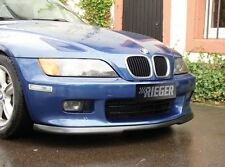 Rieger front spoiler labbro per BMW z3 6-cilindri