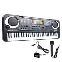 61 Keys Digital Music Electronic Keyboard Electric Piano Organ Instrument GA