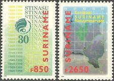 Suriname - 1999 - Zon. 1035-36 - Postfris