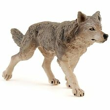 Papo 53012 Grey Wolf Figure. Is