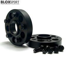 Black 5x120 Wheel Spacers 5 Bolts for BMW M3 E36 E46 E90 E91 E92 E93 2Pc 30mm
