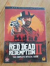 Red Dead Redemption 2 II The Complete Official Strategy Guide Book Ps4 Xb1