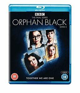 Orphan Black Series 5 [Blu-ray] [2018] [DVD][Region 2]