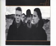 CD U2the Joshua tree1987 EX (A5710)