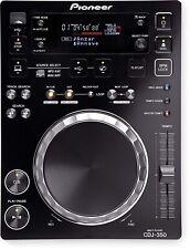 Pioneer CDJ-350 DJ Multi Player HDD USB Flash CD Black from Japan USED