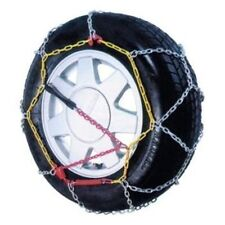 Pair of GudCraft Size 100 High Quality Passenger Car Snow Chain 12mm