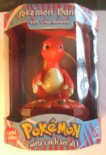 Pokémon Bank Charmeleon Action Figure Toy Go Ash Applause Ivysaur Wartortle New