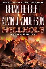 SIGNED by Kevin J Anderson - Hellhole : Awakening HC 1st/1st