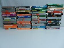Lot of 53 Atari 2600 Game Boxes/Cases Only (No Games)