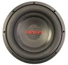 """Orion HCCA12, 12""""  Subwoofer 1200W Dual 2 Ohm Voice Coils (Display Model)"""