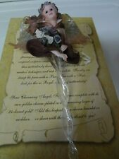 Boyds - Charming Angels Orn - Viviana.Guardian Of Love In Org Box & Packing