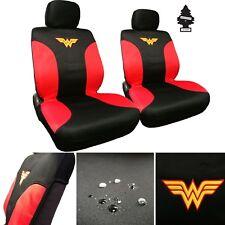 New Wonder Woman Sideless Neoprene Waterproof Car Seat Cover For Chevrolet