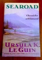 Rare SIGNED Ursula Le Guin SEAROAD 1991 1st Edition/1st Printing