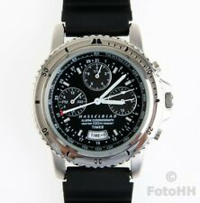 HASSELBLAD WRIST WATCH // ALARM // CHRONOGRAPH // RARE AND HARD TO FIND ITEM !!!