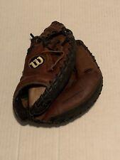 """Wilson A905 3XCM Catcher RHT Baseball Glove Mitt Right Hand 32 3/4"""""""