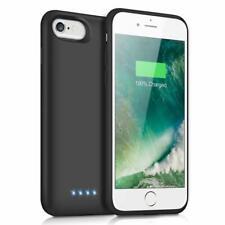 Cover Batteria Ricaricabile da 6000mAh per iPhone 8/6S/6/7, Batteria Esterna