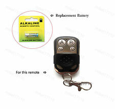 1x Garage Door Remote Controller Replacement Battery Chamberlain Liftmaster 61LM