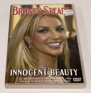 Britney Spears - Innocent Beauty DVD