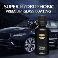 9H Super hydrophobe céramique liquide en verre de voiture de revêtement 50ml