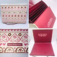 Emma Bridgewater Love A4 Expanding File Document File Stationery Home