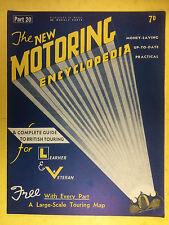 The New Mundo Del Motor Enciclopedia 1937 - Part 20 - Lockheed Freno - London
