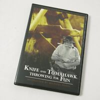 Knife and Tomahawk Throwing for Fun with Michael Pearl DVD NEW!! (2006)