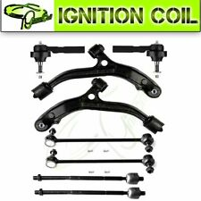 Fit For Chrysler Voyager & Town Country 8pcs Front Lower Control Arms Sway bars