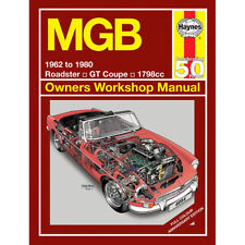 Haynes MG 1980 Car Service & Repair Manuals