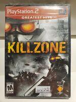 Killzone (Sony PlayStation 2, 2004)  PS2 - New/Sealed
