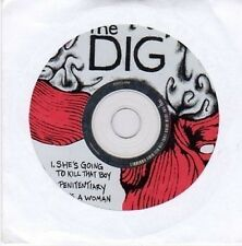 (CE544) The Dig, She's Going To Kill That Boy - DJ CD